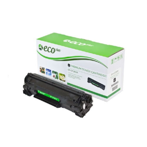 HP CF283A (HP 83A) Black Toner Cartridge