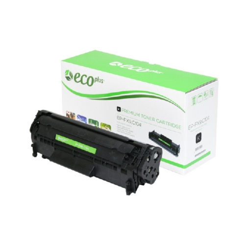 Compatible  Black Laser Toner compatible with the Canon (FX9, FX10, Canon104) 0263B001A