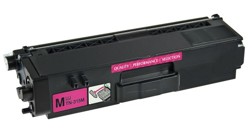 Brother TN-315M,  Magenta Toner Cartridge