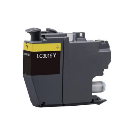 Brother LC-3019Y, LC3019XXLY Yellow Ink Cartridge