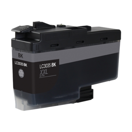 Brother LC3035BK Ultra High Yield Black Ink Cartridge