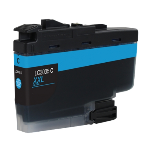 Brother LC3035C Ultra High Yield Cyan Ink Cartridge