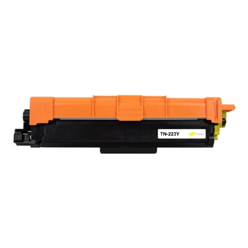 Brother TN-223Y Toner Yellow Toner Cartridge
