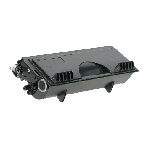 High Capacity Black Toner Cartridge compatible with the Brother TN460