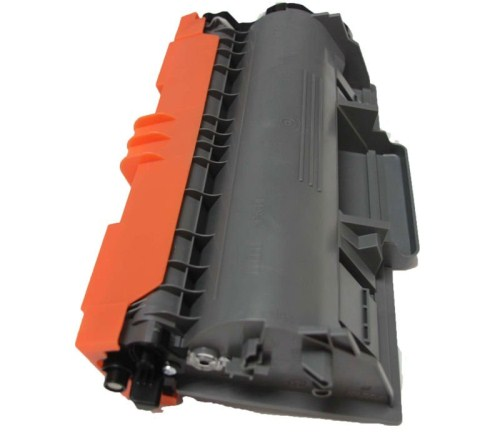 Black Toner Cartridge compatible with the Brother TN720 (8000 page yield)