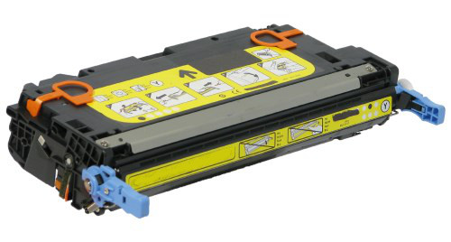 Compatible Premium Brand Canon 2575B001AA  CRG-117Y  Yellow Toner Cartridge