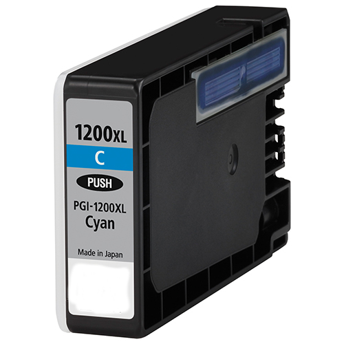 Canon PGI-1200XL M, 9197B001 High Yield Cyan Ink Tank
