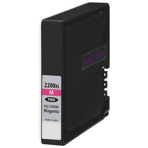 Canon PGI-2200XL M, 9268B001 High Yield Magenta Ink Tank