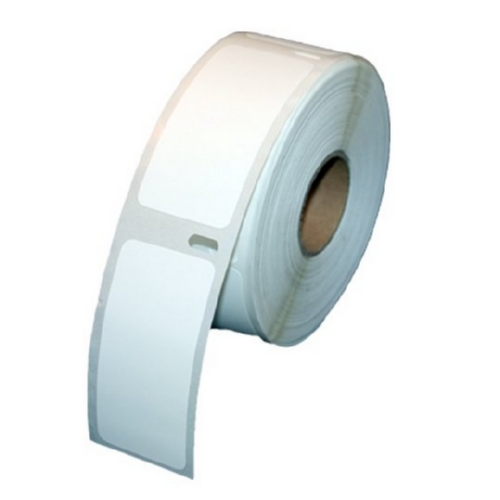 Dymo Compatible 30336 1 x 2.1 Small Multipurpose Labels (500 Labels per Roll)