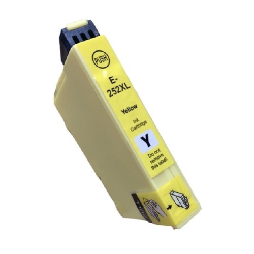 Epson (252XL) T252XL420 Yellow Inkjet Cartridge