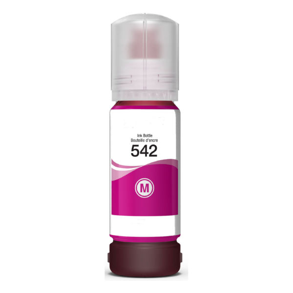 Epson T542320-S (T542) Dye Magenta Ink Bottle