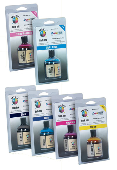 Universal Colorfast Black Ink