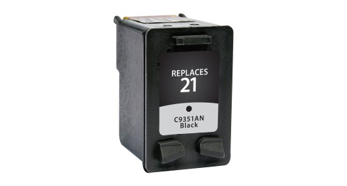 Compatible Premium Brand HP C9351AN HP 21 Black Inkjet Cartridge