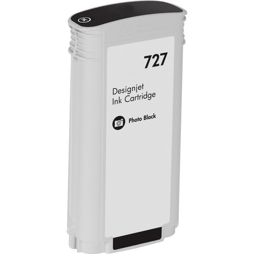 HP B3P23A Photo Black InkJet Cartridge.