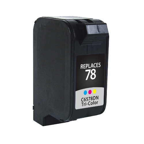 Compatible Premium Brand HP C6578DN HP 78 Color Inkjet Cartridge