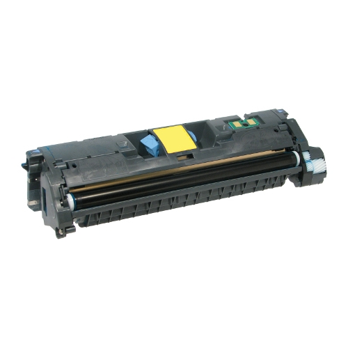 Compatible Premium Brand HP C9702A HP 121A Yellow Toner Cartridge
