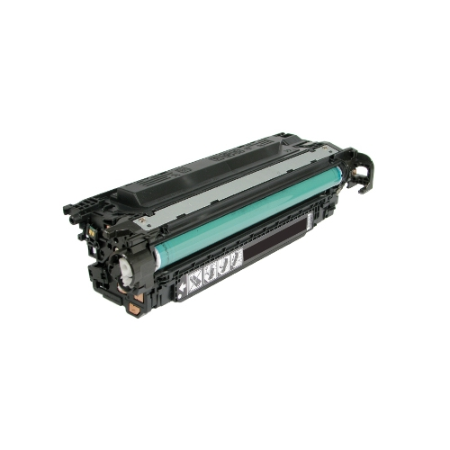 TAA Compliant Remanufactured HP CE250A (HP 504A) Black Toner Cartridge