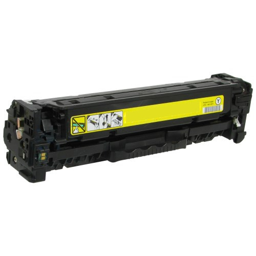 Platinum Brand HP CE412A (HP 305A) Yellow Toner Cartridge
