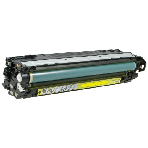 Compatible Premium Brand HP CE742A HP 307A YellowLaserToner Cartridge