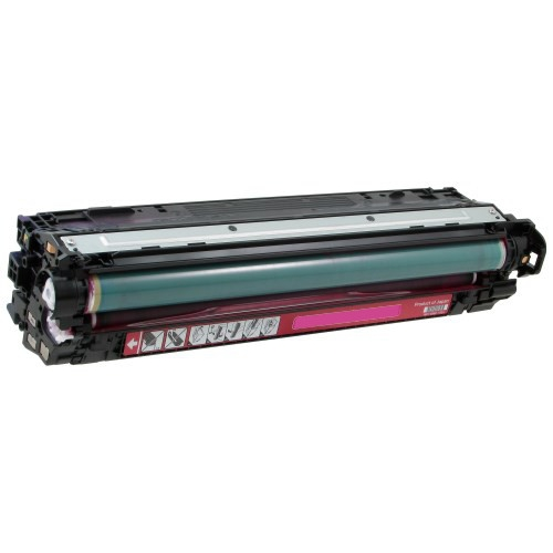 TAA Compliant Remanufactured HP CE743A (HP 307A) Magenta Laser Toner Cartridge
