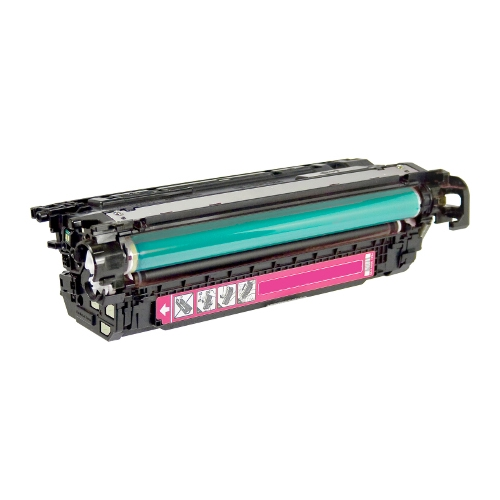 TAA Compliant Remanufactured HP CF033A (HP 646A) Magenta Toner Cartridge