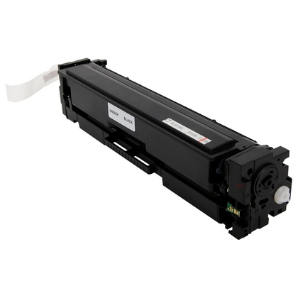Compatible Premium Brand HP CF400X HP 201X Black High Yield Toner Cartridge