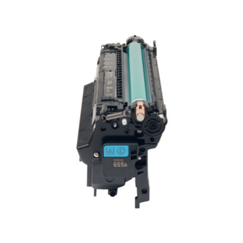 Platinum Brand HP 655A CF451A Cyan Toner Cartridge