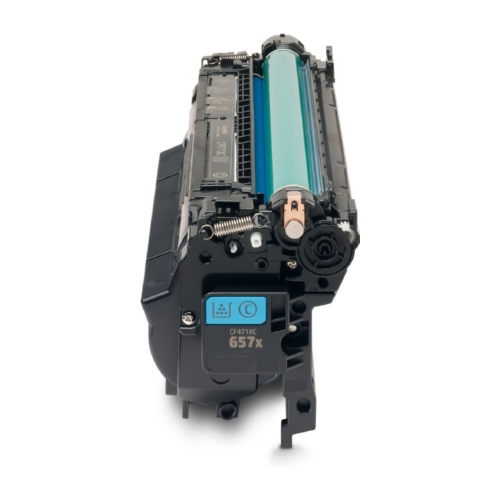 HP 657X CF471X Cyan Toner Cartridge