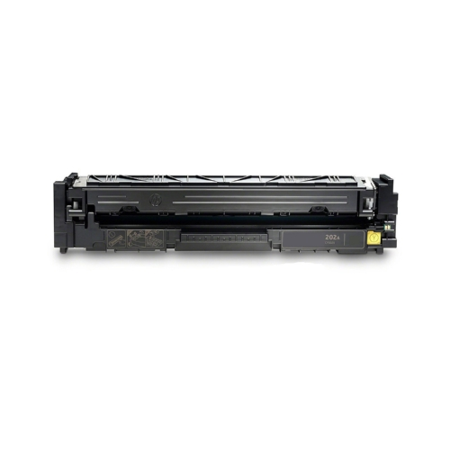 Platinum Brand HP Alternative Compatible  CF502X (HP202X) Yellow Toner Cartridge