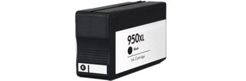 Black Inkjet Cartridge compatible with the HP (HP950XL) CN045AN
