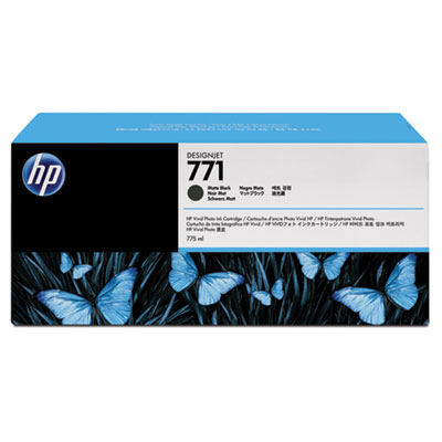 OEM ink for HP Designjet Z6200.