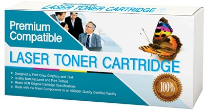 Kyocera Mita 37046011 , 37046015 Black Toner Cartridge