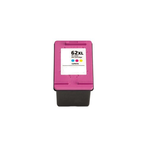 HP C2P07AN (HP 62XL) Color InkJet Cartridge.