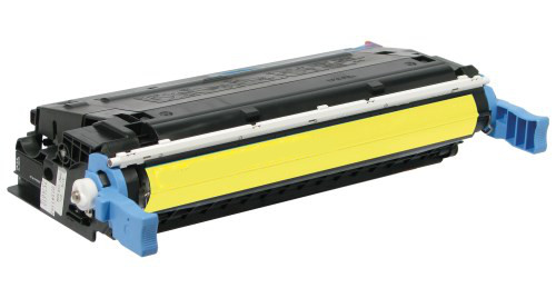 HP C9722A (HP 641A) Yellow Toner Cartridge