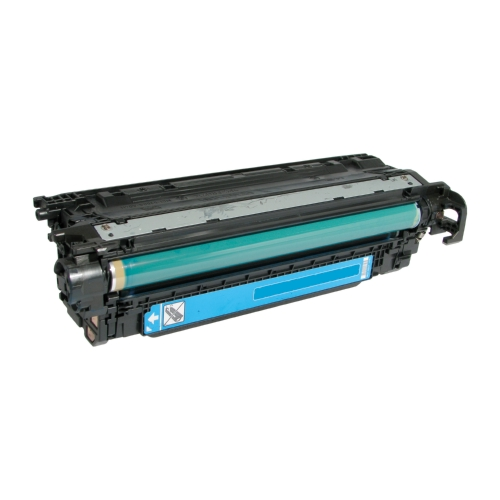 HP CE401A (HP 507A) Cyan Toner Cartridge