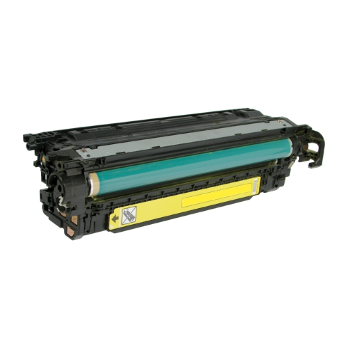 Compatible Premium Brand HP CE402A HP 507A Yellow Toner Cartridge