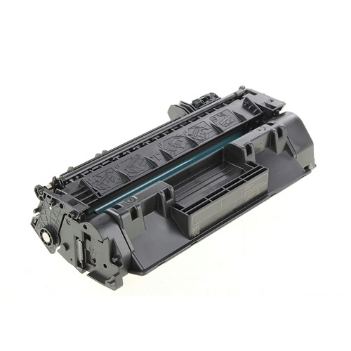 Remanufactured Alternative to HP CF280X (HP 80X) Jumbo Yield Black Toner Cartridge