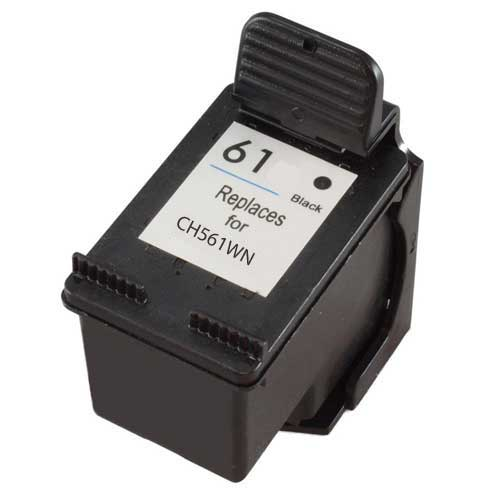 Premium Brand Compatible HP CH561WN HP 61 Black Ink Cartridge