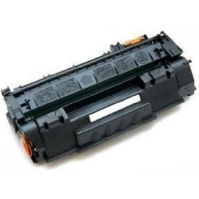 Compatible Premium Brand HP Q7553X HP 53X High Capacity Black Toner Cartridge