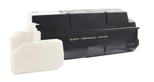 Black Laser Toner Cartridge compatible with the Kyocera Mita TK-322