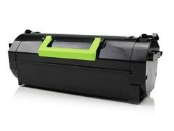 Compatible Premium Brand Lexmark 24B6020 Black Toner Cartridge