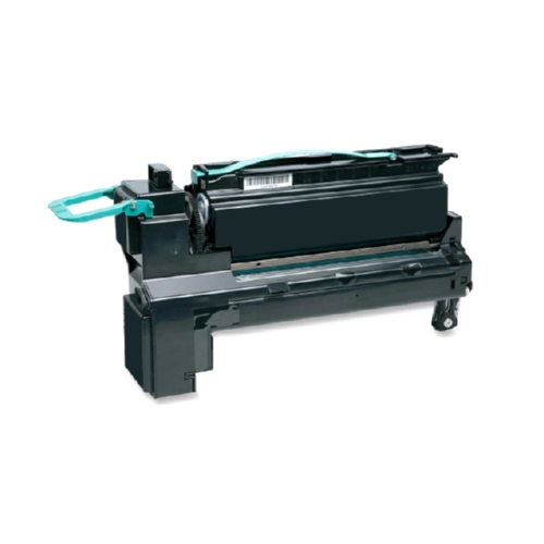TAA Compliant Remanufactured Lexmark X792X1KG  X792X2KG Black Toner Cartridge
