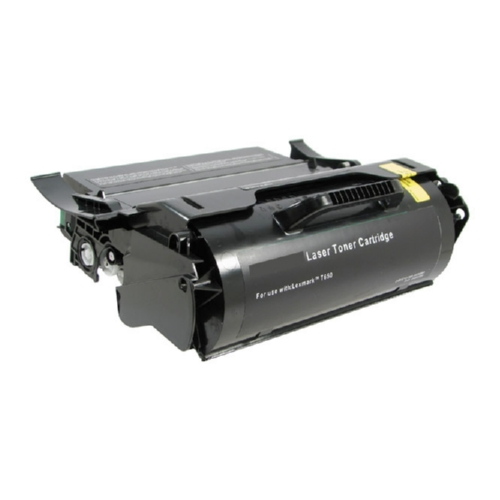 Lexmark T650H21A Black Toner Cartridge