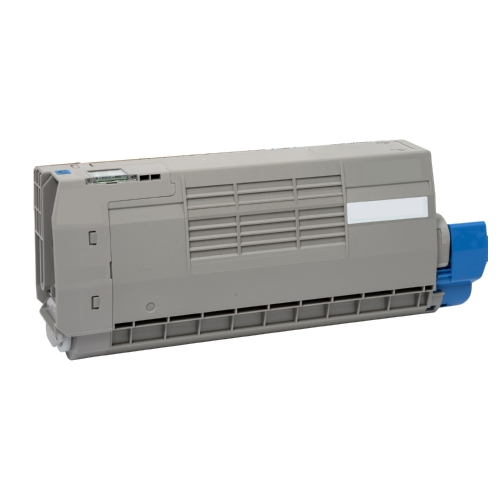 Okidata 46507603 Cyan Toner Cartridge